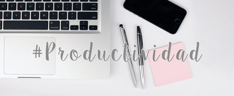 25 consejos para ser un poco más productivo